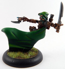 Eiryss (Bigs1759) Tags: miniature painted pewter warmachine mercenary eiryss eiryssmagehunter