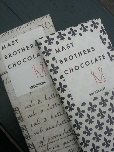 Mast Brother's Chocolate
