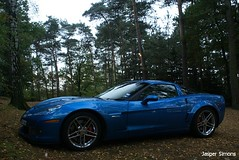 Corvette ZO6 (simons.jasper) Tags: road color beautiful car racecar blauw jasper belgium belgie fast special autos corvette circuit simons a100 digest supercars zolder heusden zo6 specialcolor autogespot spotswagens