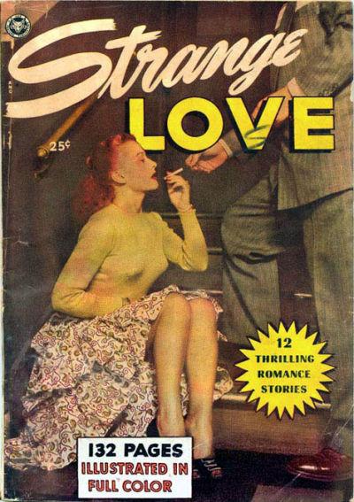 Strange Love 001