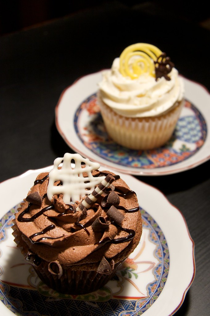 Le Sucre cupcakes