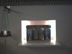 Tabernacle at Transfiguration