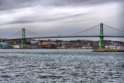 McKay Bridge Halifax-Dartmouth, NS