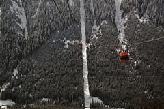 Peak2Peak (DeniseJC) Tags: canada mountains whistler britishcolumbia gondola blackcombe peak2peak obviouslytheseshotarenotpostedfortheirphotographicquality ijustwantedtosharethisamazingexperiencewithyouall