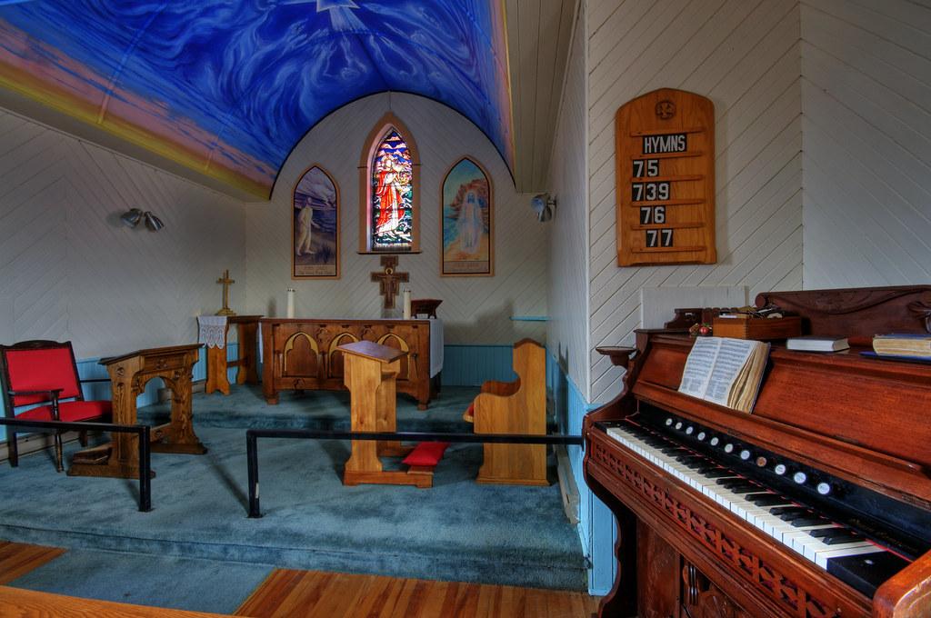 Église Grande-Entrée