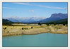 Panorama (fabiengelle) Tags: lac aragon embalse pyrénées mediano