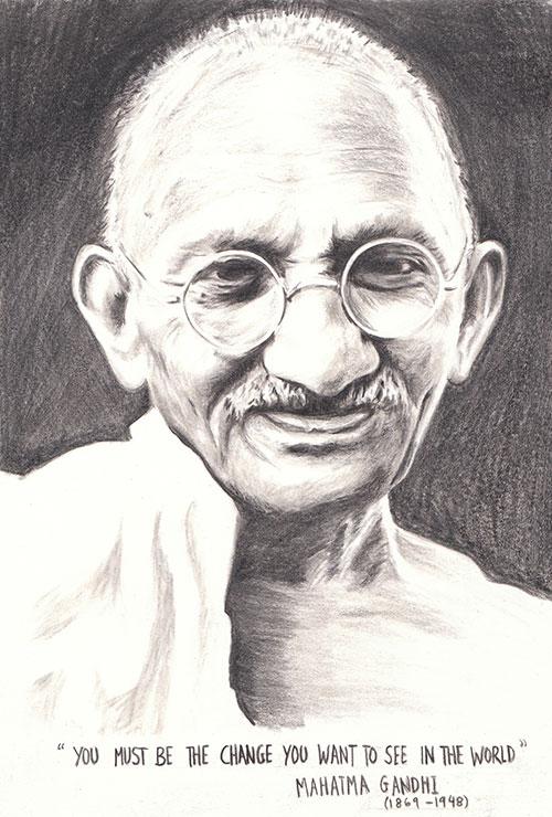 autobiography of mahatma gandhi. mahatma gandhimillions