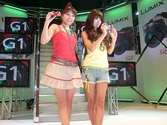 青山恵子+優木エミリ
