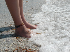 It was the very first time that I lost my mind for a week, (ytsirKGaunt.) Tags: sun amanda water weather sand atl beachy thebeach anklets panasoniclumix