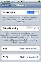 VPN-Konfiguration (SwissVPN) für das Apple iPhone
