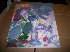 Amelia's canvas