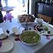 Vegan Party for Linda Perry