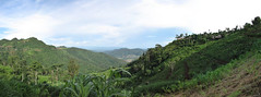 Looking down from a Lahu village