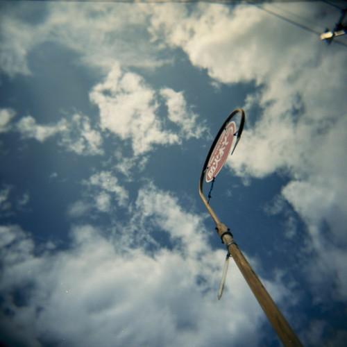 Sky / HOLGA 120 GCFN