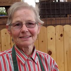 Mrs. Helbig, Helbig Farm