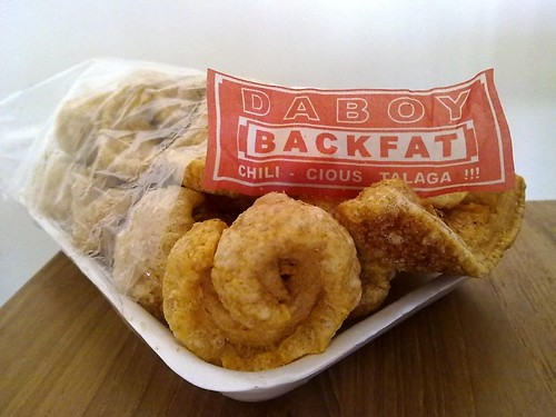 Daboy Backfat Chicharon