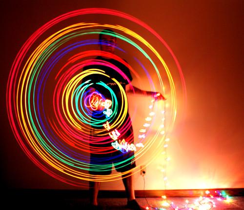 Light Spin