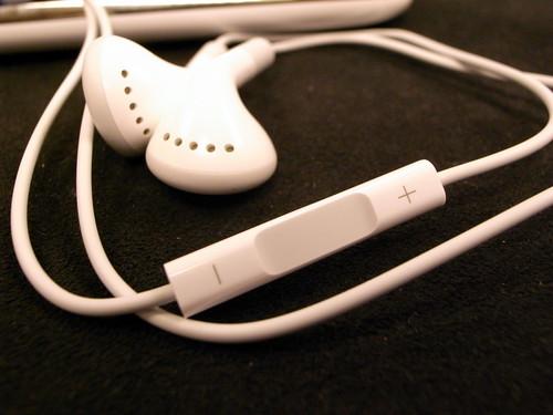 New earphones by wZa HK.