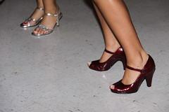 JDJena 469 (aprilesole) Tags: feet garter shoes highheels legs barefeet tatoo happyfeet kickingback dancingfeet sexyfeet weddingfeet tattofeet jdjena