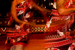 Xhosa paterns (pho_kus) Tags: southafrica dance culture lesedi