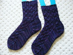 Shurtagal socks finished