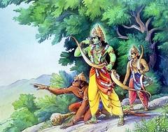 Art Of Ramayan - ISKCON desire tree 031 (ISKCON Desire Tree) Tags: art ram ravan iskcon lakshman ramayan ramayanart sitahanuman