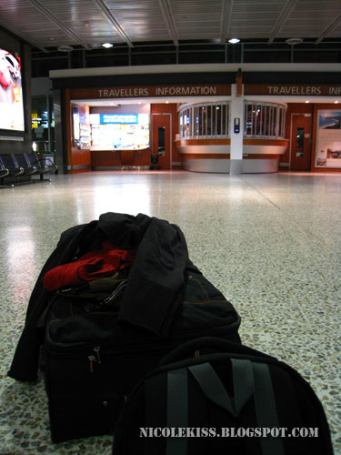bags in airport