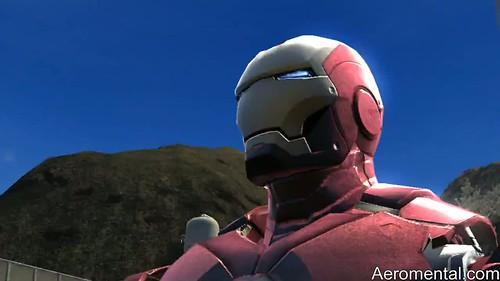 juego Iron Man 2 Sega