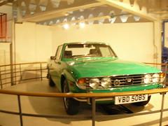P1020934 (HRhV) Tags: museum coventry steeringwheel thrustssc