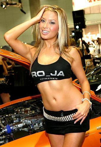 Car Show Girls 5