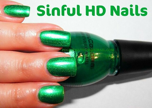 Sinful HD Nails