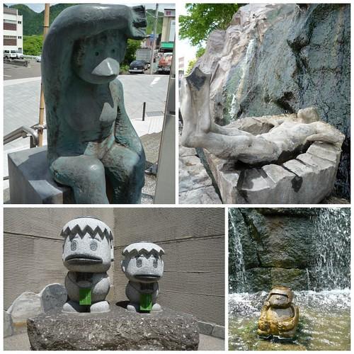 你拍攝的 090601-北海道Day 4_定山溪 & 札幌市區。