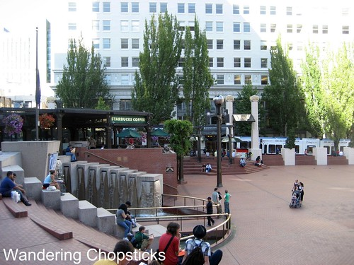 Day 3.11 Downtown Portland - Oregon 6