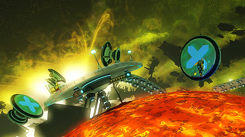 Ratchet & Clank Future: ACiT screenshot 2