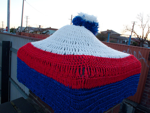 footscray knitted awesomeness