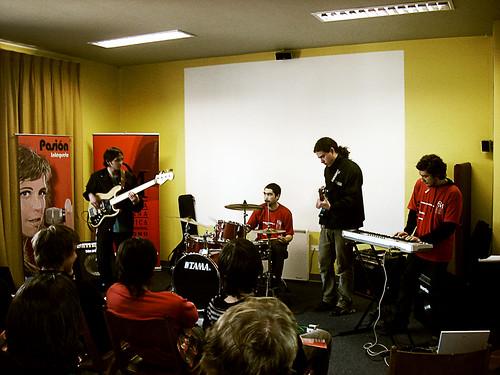 Danilo Dawson - Extensión Escuela Moderna - Concepción - Agosto 2009