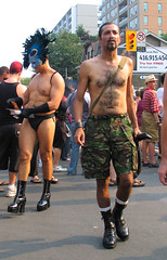 16aug09112 (buzzchap) Tags: street shirtless summer hairy man hot cute sexy male men guy jock pecs muscles skinny outdoors belt nipples slim skin boots masculine muscle barechested muscular bare gorgeous chest ripped smooth handsome hunk dude camo camouflage torso shorts muscleman navel tough abs nips stud hunky sixpack defined muscled musclemen abdominals chiseled