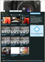 Canon EOS 7D Group on Vimeo