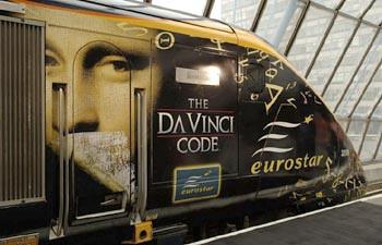 A branded Eurostar (UK / France / Belgium)
