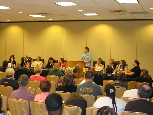 Urban Fantasy Authors Panel