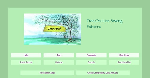3898395053 42d9028873 Ultimate List of Free Sewing Patterns