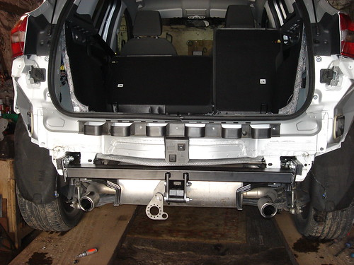 subaru outback tow bar fitting instructions
