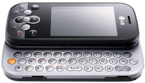 LG KS360 Etna Black