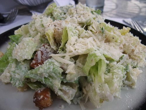 Caesar Salad from The Top Steakhouse