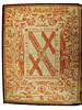Armorial bookplate in Hyginus, C. Julius: Poetica astronomica