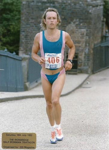 Dave Leak @ Ironbridge 1992