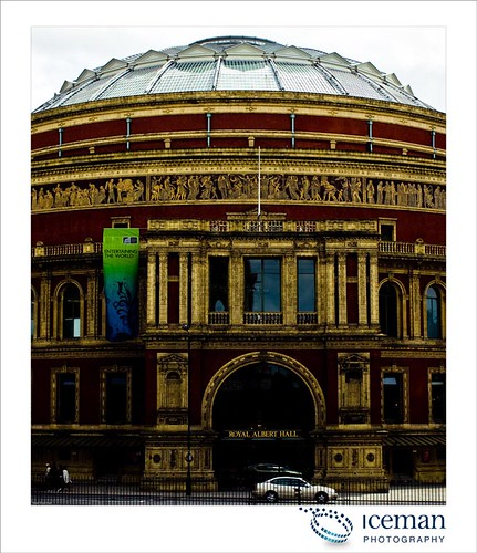 Royal Albert Hall 09052009  003