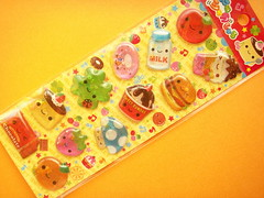 Kawaii Cute Q-lia Puffy Shaker Sticker Tiny Beads Inside Japan (Kawaii Japan) Tags: pink orange cute ice apple mushroom fruits smile smiling japan shop shopping asian happy japanese milk store bottle nice strawberry sticker soft pretty chocolate burger cream adorable pudding capsule cutie goods collection swap stuff kawaii fancy sweets bead sheet collectible lovely cuteness clover puffy fourleafclover stationery goodies stationary sundae serve purin qlia kinoko cardmaking japanesestore cawaii japaneseshop foodwithfaces kawaiigoods fancyshop kawaiistuff kawaiishopping kawaiigoodies kawaiijapan kawaiistore kawaiishop japanesekawaii kawaiishopjapan