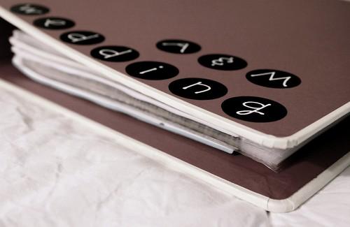 the planning binder
