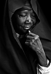 Teniri - ghadames (sasi harib) Tags: africa portrait sahara festival desert african culture wear libya touareg ghadames daraj sahran ghadamis teniri